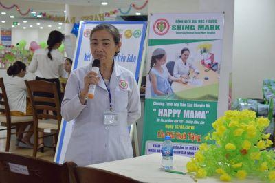 Chuyên đề HAPPY MAMA 16-6-2018