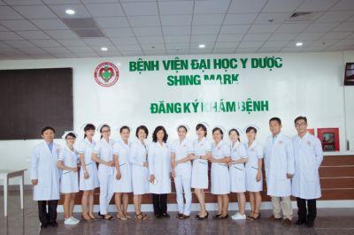 Đội ngũ bác sỹ