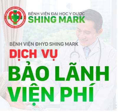 QUY TRÌNH BẢO LÃNH VIỆN PHÍ TẠI BỆNH VIỆN ĐHYD SHING MARK