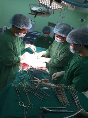 Tái tạo thành công vú mới cho bệnh nhân bị ung thư vú