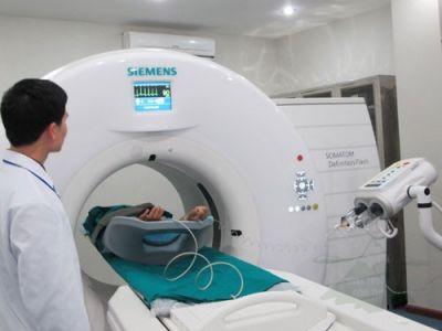 Chụp cắt lớp (CT)